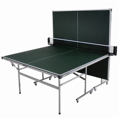 Butterfly Fitness Indoor Table Tennis Table Green - Half Folded