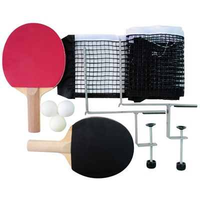 Butterfly Full Size Green Table Top Table Tennis Table - Bats and Set