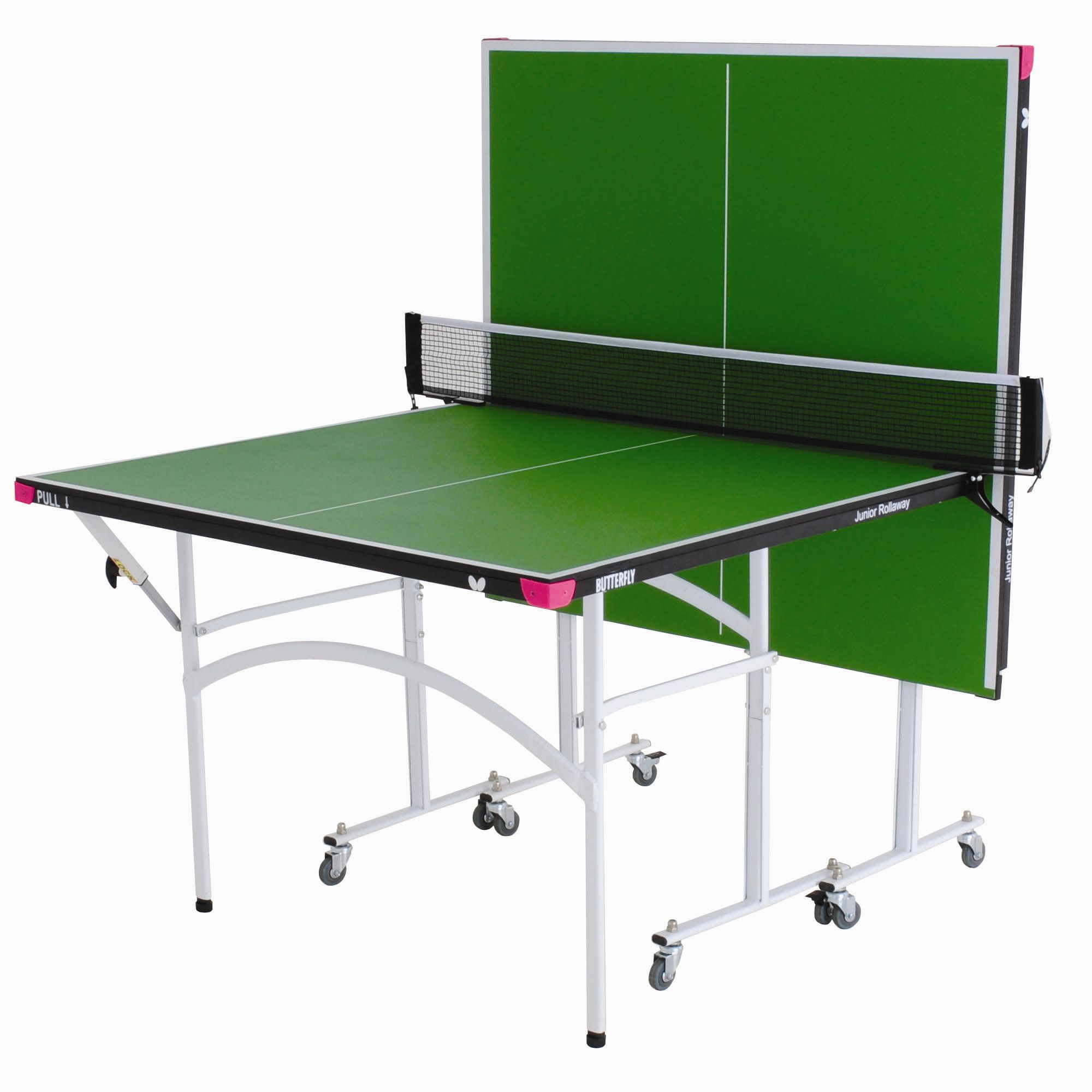 Butterfly junior rollaway table tennis table for Table tennis