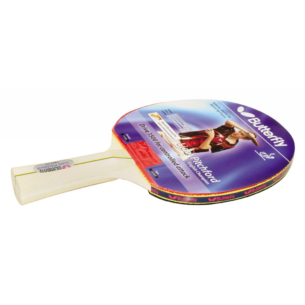 Butterfly Liam Pitchford 1500 Table Tennis Bat