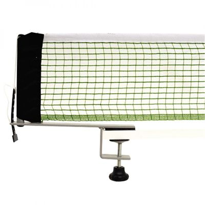 Butterfly Long Life Table Tennis Net and Post Set - Main Image