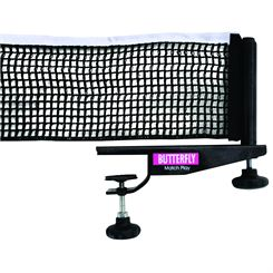 Butterfly Matchplay Table Tennis Net and Post Set