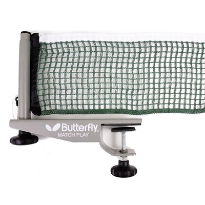 Butterfly Matchplay Table Tennis Net and Post Set Image