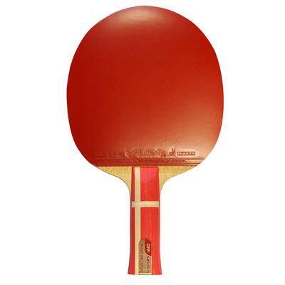 Butterfly Maze T-Tech OFF Table Tennis Bat with Bryce Speed Rubber