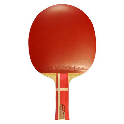Butterfly Maze T-Tech OFF Table Tennis Bat with Sriver L Rubber