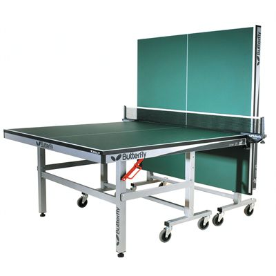 Butterfly Octet Table Tennis Table - Playback