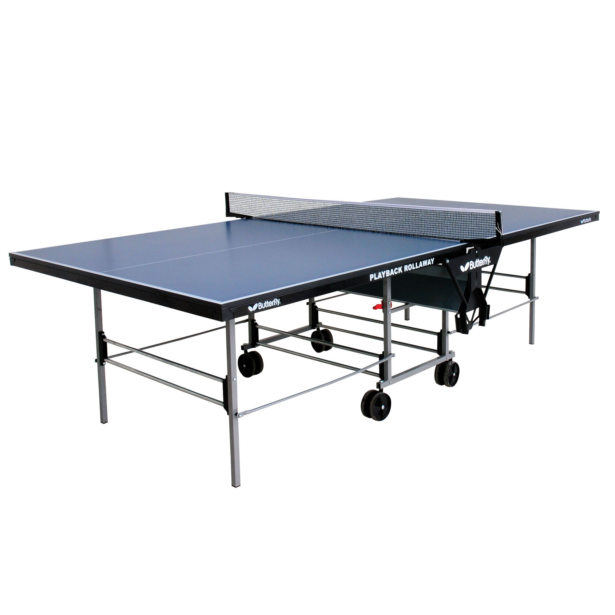 Butterfly playback rollaway table tennis table - Used outdoor table tennis tables for sale ...