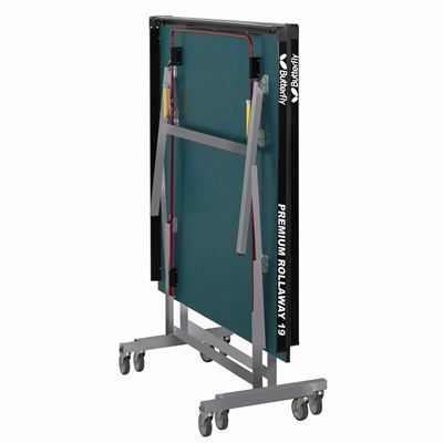 Butterfly Premium Rollaway 19 Table - Playback - Folded