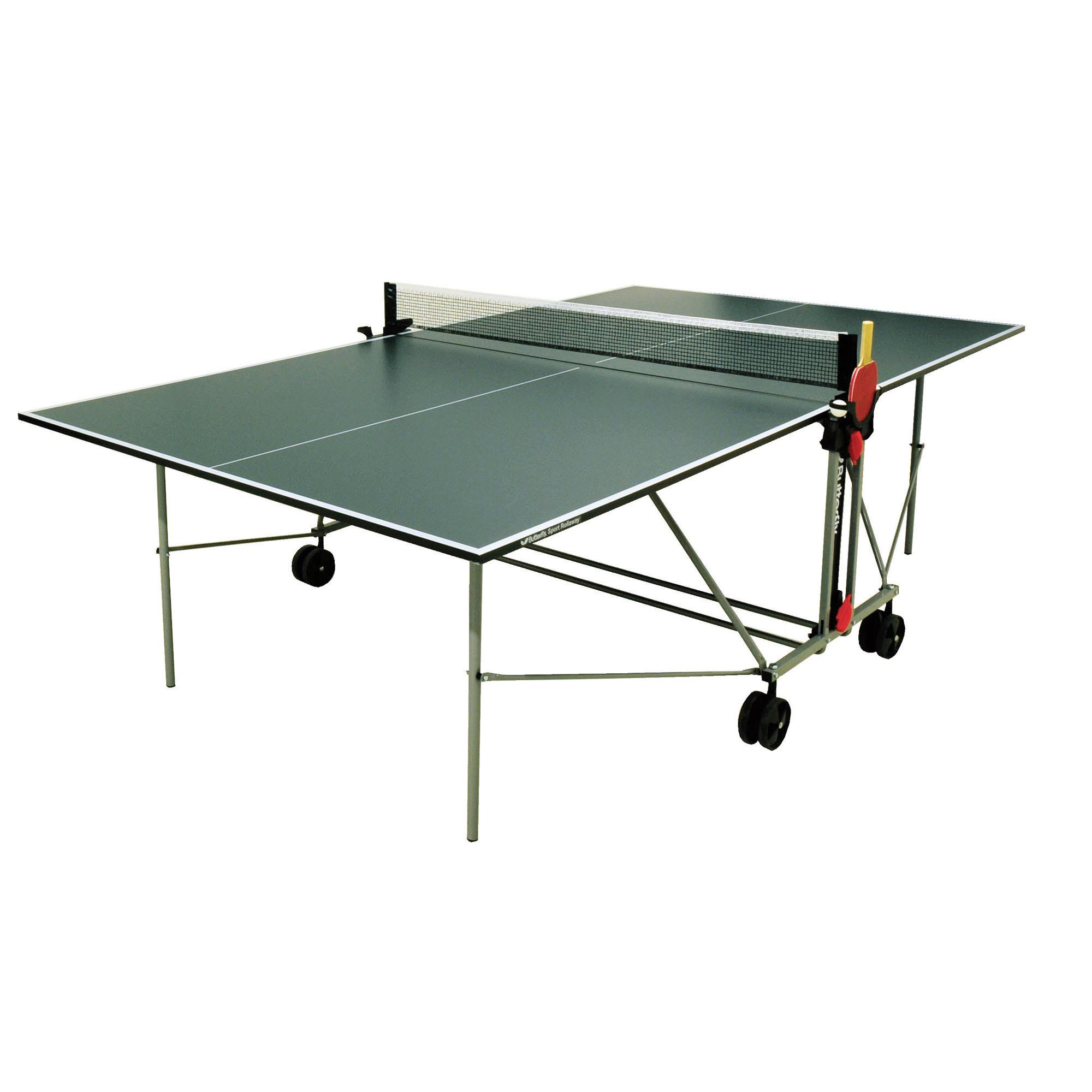 Butterfly sport rollaway indoor table tennis table twinti - Butterfly table tennis official website ...