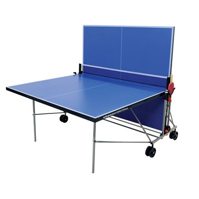 Butterfly Rollaway Outdoor Table Tennis Table - Playback Feature