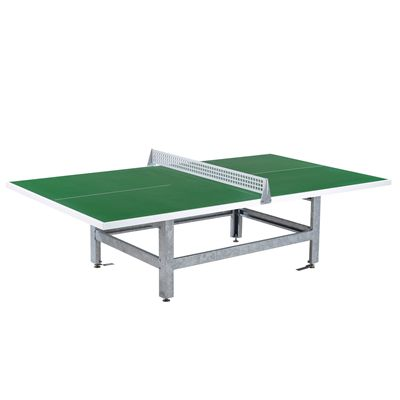 Green Tennis Table - Green