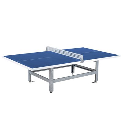 Green Tennis Table - Blue