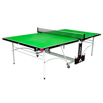 Butterfly Spirit 16 Rollaway Indoor Table Tennis Table-Green