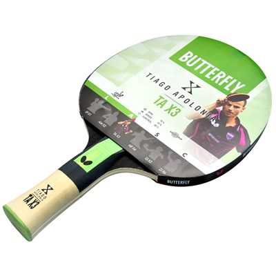 Butterfly Tiago Apolonia TAX3 Table Tennis Bat