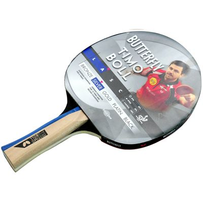 Butterfly Timo Boll Silver Table Tennis Bat