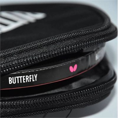 Butterfly Timo Boll Table Tennis Bat Case 2019 - In Use