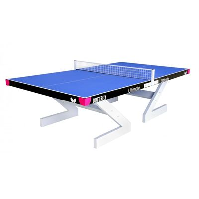 Butterfly Ultimate Outdoor Table Tennis Table-Blue