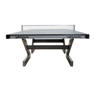 Butterfly Ultimate Outdoor Table Tennis Table - Front