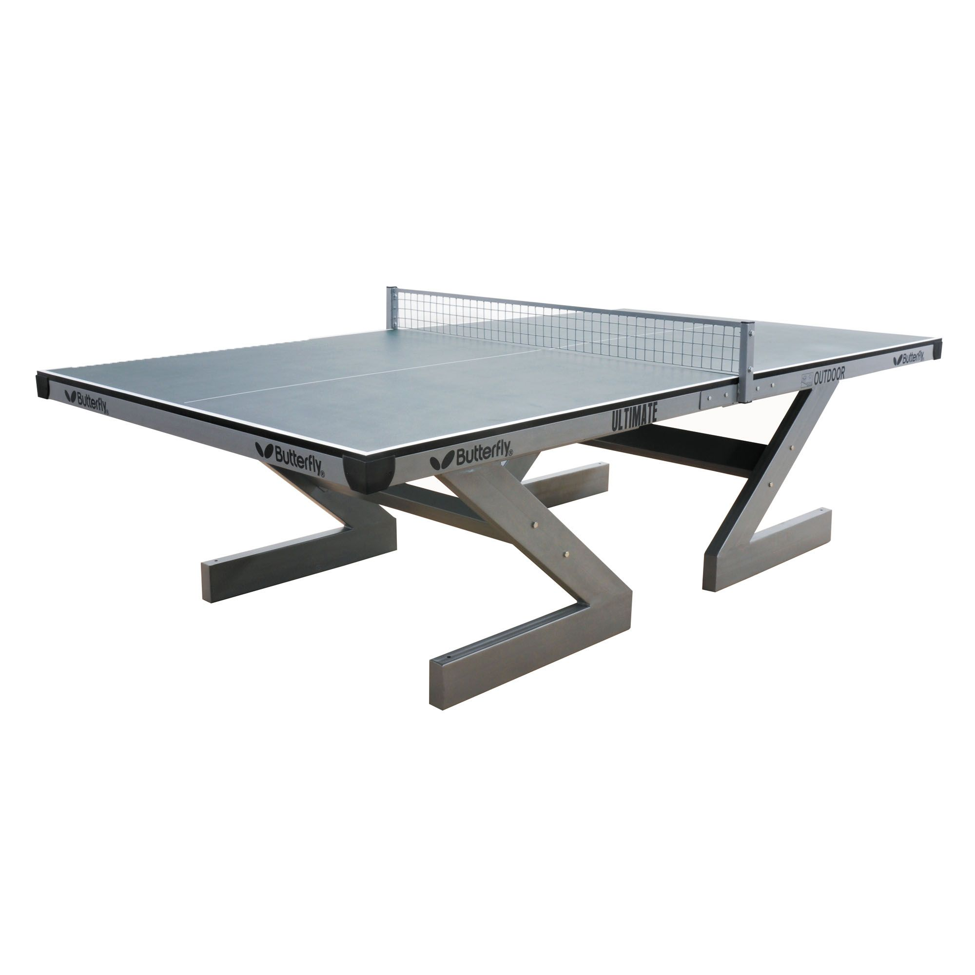 Butterfly ultimate outdoor table tennis table - Weatherproof table tennis table ...