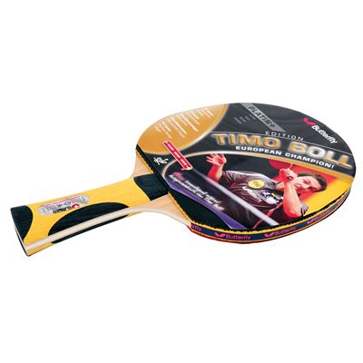 Butterfly Unisex Timo Boll Platinum Plus Table Tennis Bat