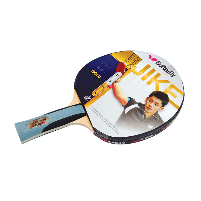 Butterfly Zhang Jike Gold Table Tennis Bat
