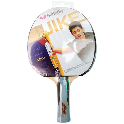 Butterfly Zhang Jike Gold Table Tennis Bat Packaging