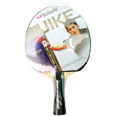 Butterfly Zhang Jike Platinum Table Tennis Bat Packaging