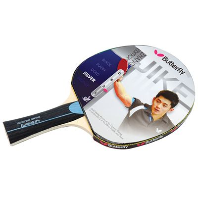 Butterfly Zhang Jike Silver Table Tennis Bat