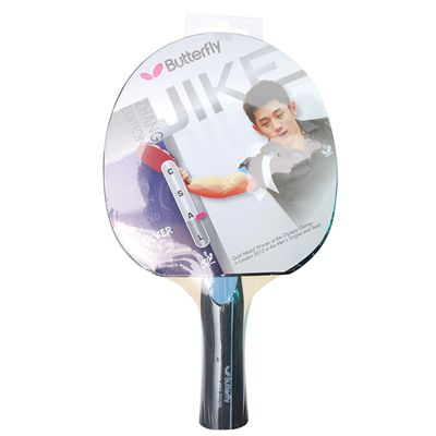 Butterfly Zhang Jike Silver Table Tennis Bat Packaging