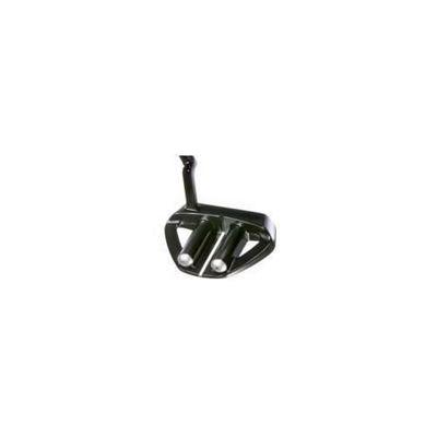 Rife Hybrid Mallet Putter Black