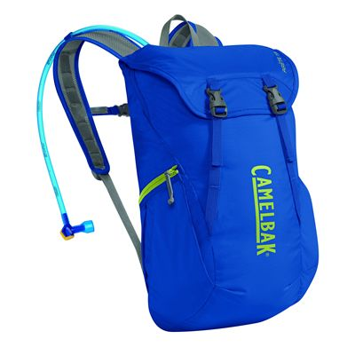 Camelbak Arete 18 Hydration Running Backpack-Blue-18L