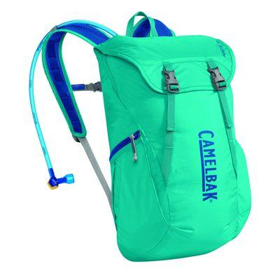 Camelbak Arete 18 Hydration Running Backpack-Green-18L