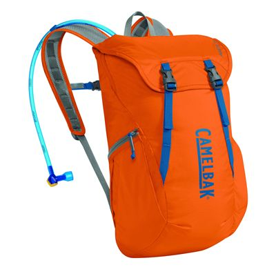 Camelbak Arete 18 Hydration Running Backpack-Orange-18L