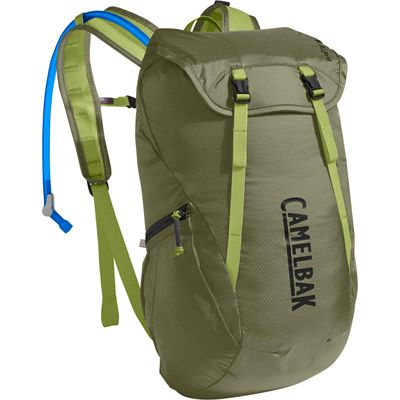 Camelbak Arete 18 Hydration Running Backpack - Green