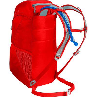 Camelbak Arete 22 Hydration Running Backpack - Red - Back