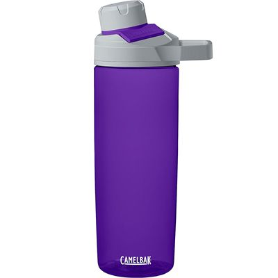 Camelbak Chute 0.6L Water Bottle - Purple