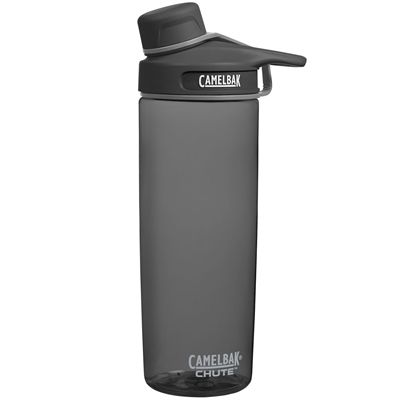 Camelbak Chute 0.6L Water Bottle - Grey
