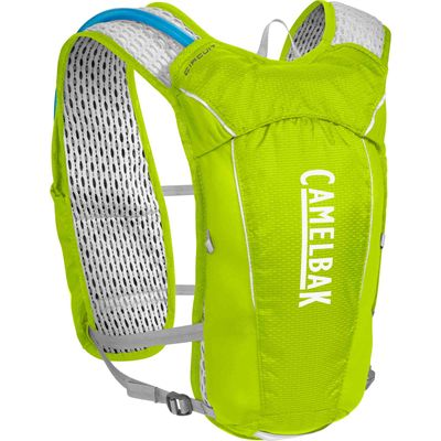 Camelbak Circuit Hydration Running Vest - Lime - Front