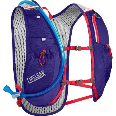 Camelbak Circuit Hydration Running Vest - Purple - Back