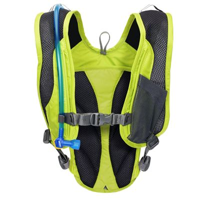 Camelbak Dart Hydration Running Backpack - Green - Back