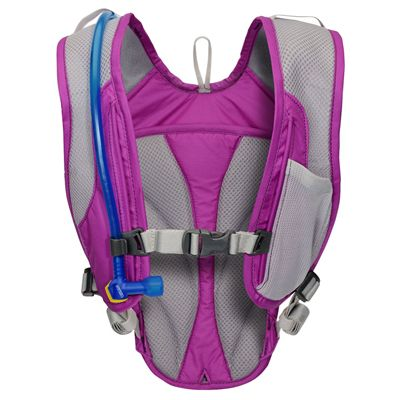 Camelbak Dart Hydration Running Backpack - Purple - Back