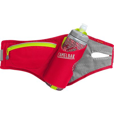 Camelbak Delaney 620ml Podium Chill Running Belt - Red