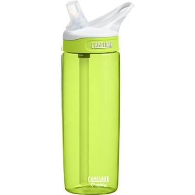 Camelbak Eddy 0.6L Water Bottle - Lime