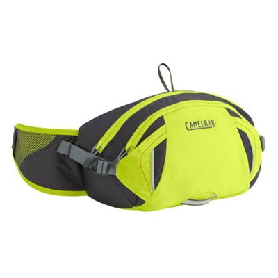 Camelbak FlashFlo LR Hydration Running Waistbag - Lime/Black