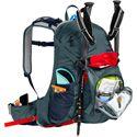 Camelbak Franconia LR 24 Hydration Running Backpack - Open Pockets