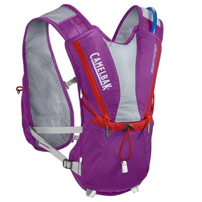 Camelbak Marathoner Hydration Running Backpack -  Purple/Grey