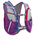 Camelbak Marathoner Hydration Running Backpack -  Purple/Grey - Back
