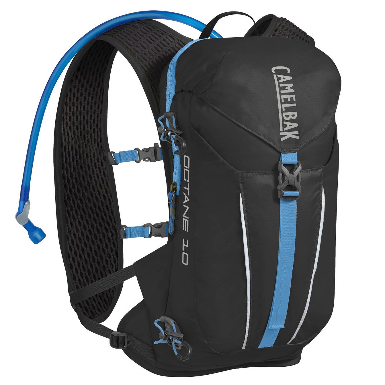 Camelbak Octane 10 Hydration Running Backpack – Black/Blue