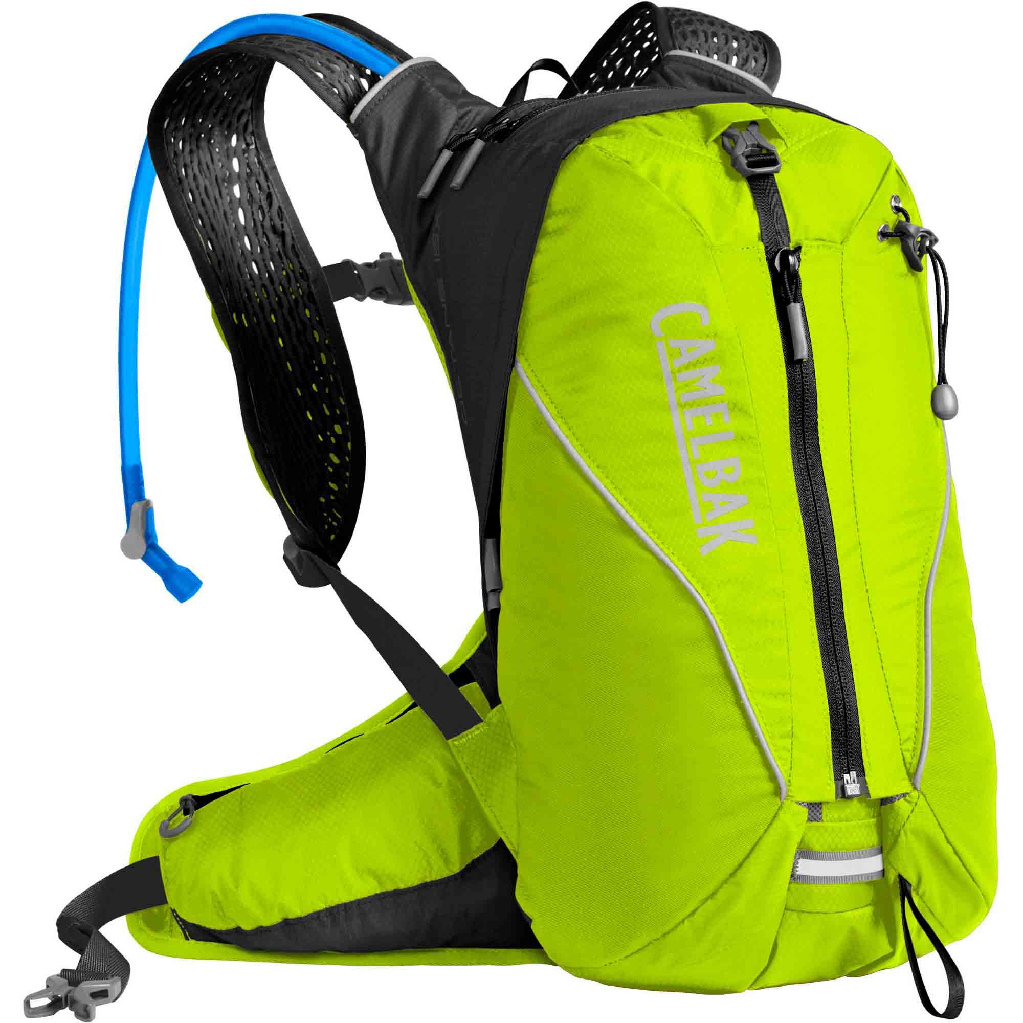 Camelbak Octane 16X Hydration Running Backpack  LimeBlack