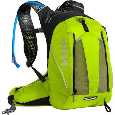 Camelbak Octane 16X Hydration Running Backpack - Lime - Open